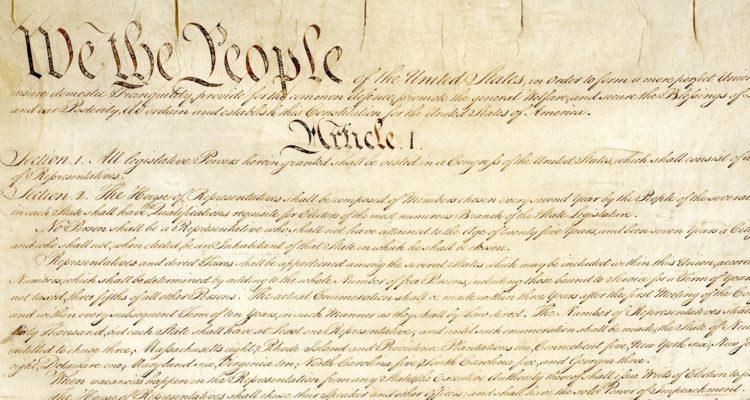 Präambel der Verfassung der Vereinigten Staaten (1787)
